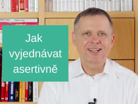 Jak vyjednávat asertivně