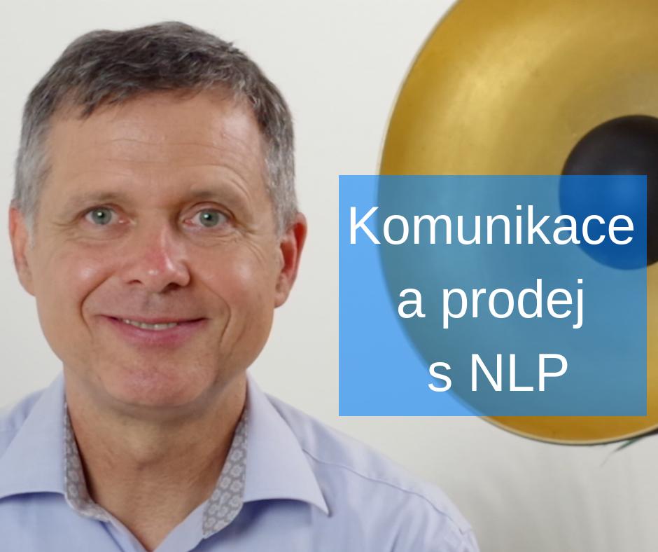 Komunikace a prodej s NLP