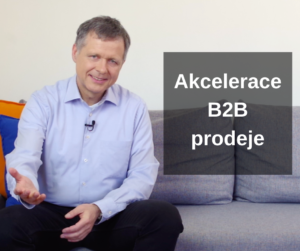 Akcelerace B2B prodeje FCB