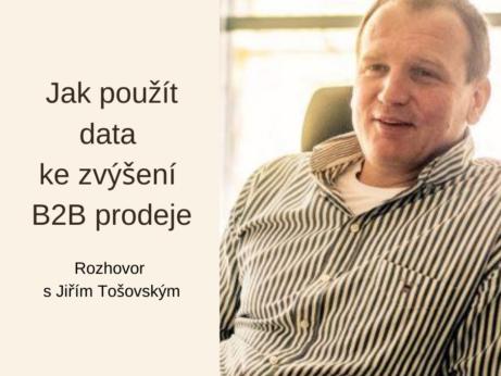 Jak použít data k B2B prodeji FCB