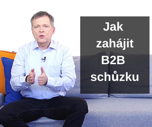 Jak zahájit B2B schůzku eff1