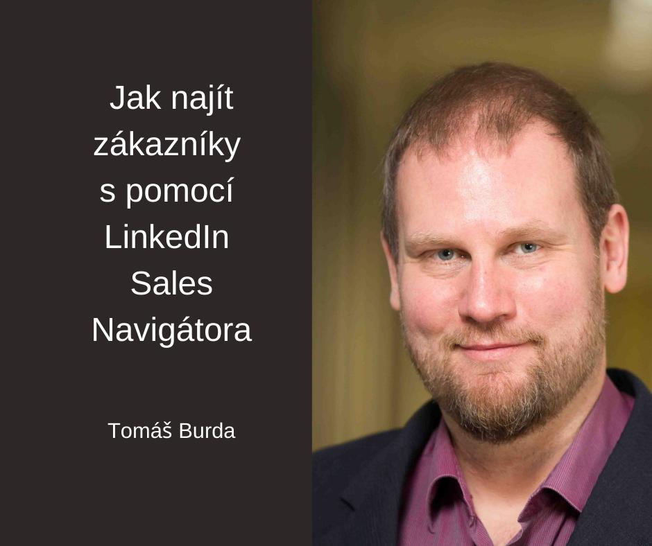 Jak najít zákazníky s pomocí LinkedIn Sales Navigátora FCB