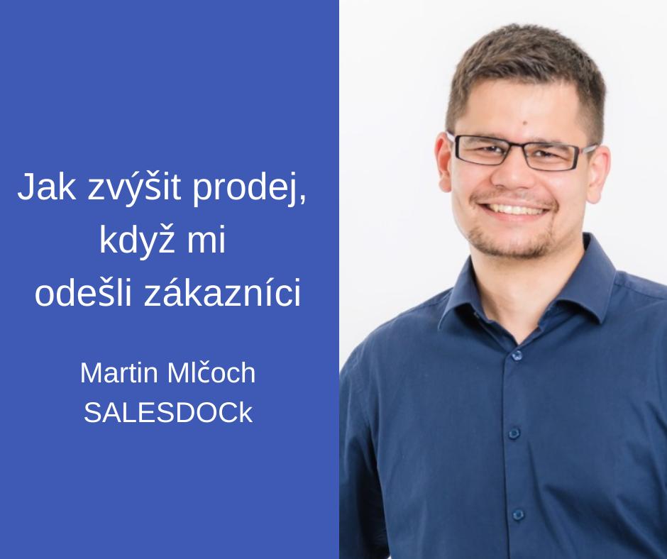 Martin Mlčoch Salesdock FCB