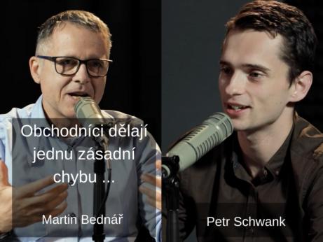 Petr Schwank Slovo má ... B2B Obchodníci dělají jednu chybu Martin Bednář V3 FCB