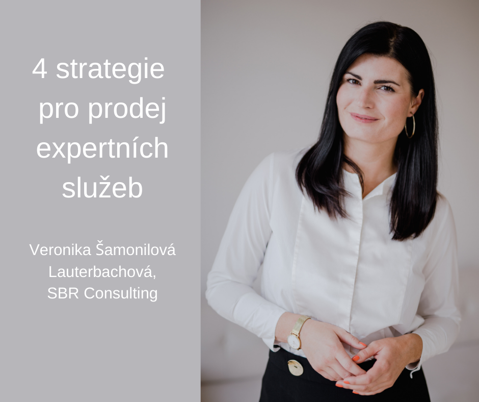 Veronika Šamonilová Prodej profesionálních služeb FCB