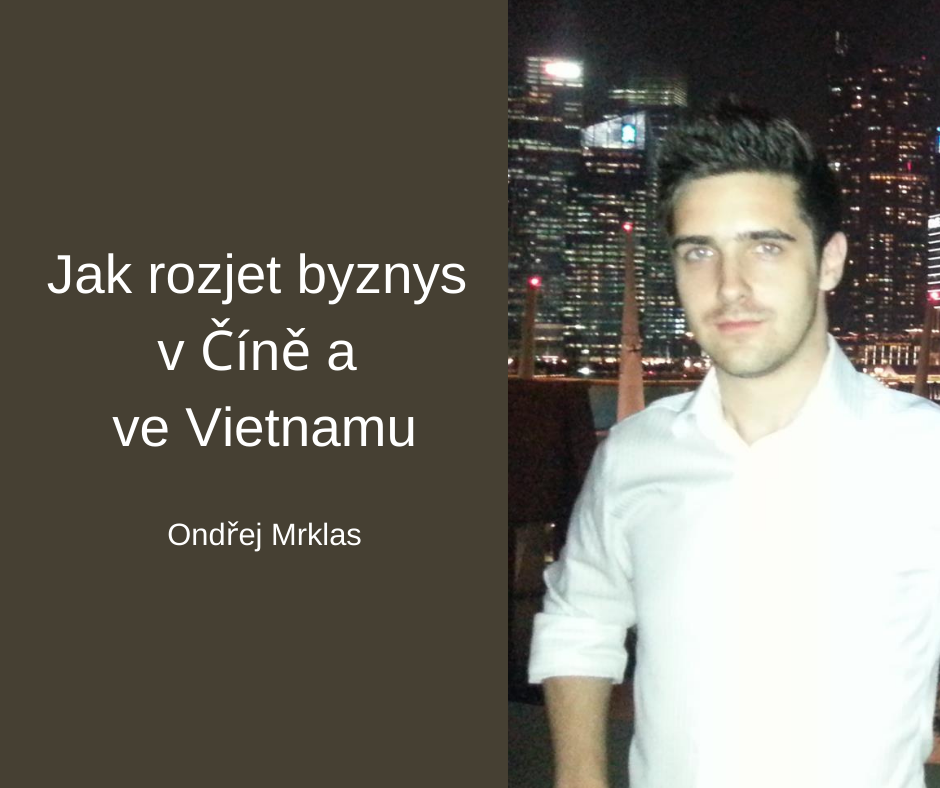 Ondra Mrklas Čína FCB