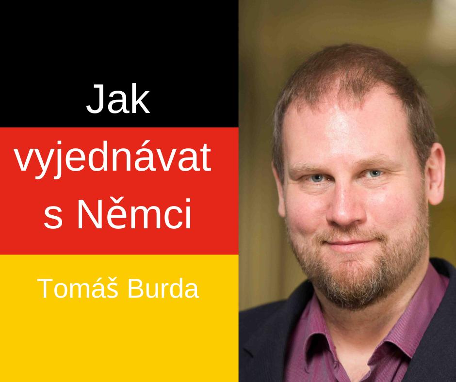 Tomáš Burda Německo FCB