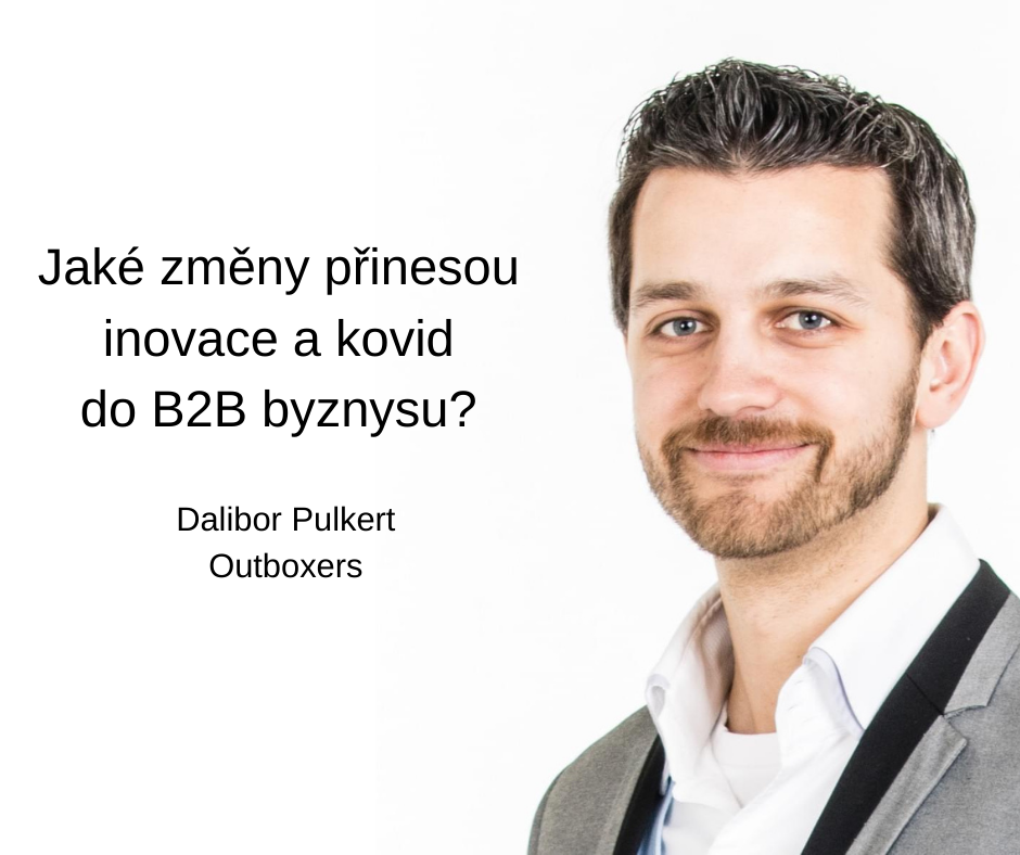 Dalibor Pulkert Outboxers Inovace FCB
