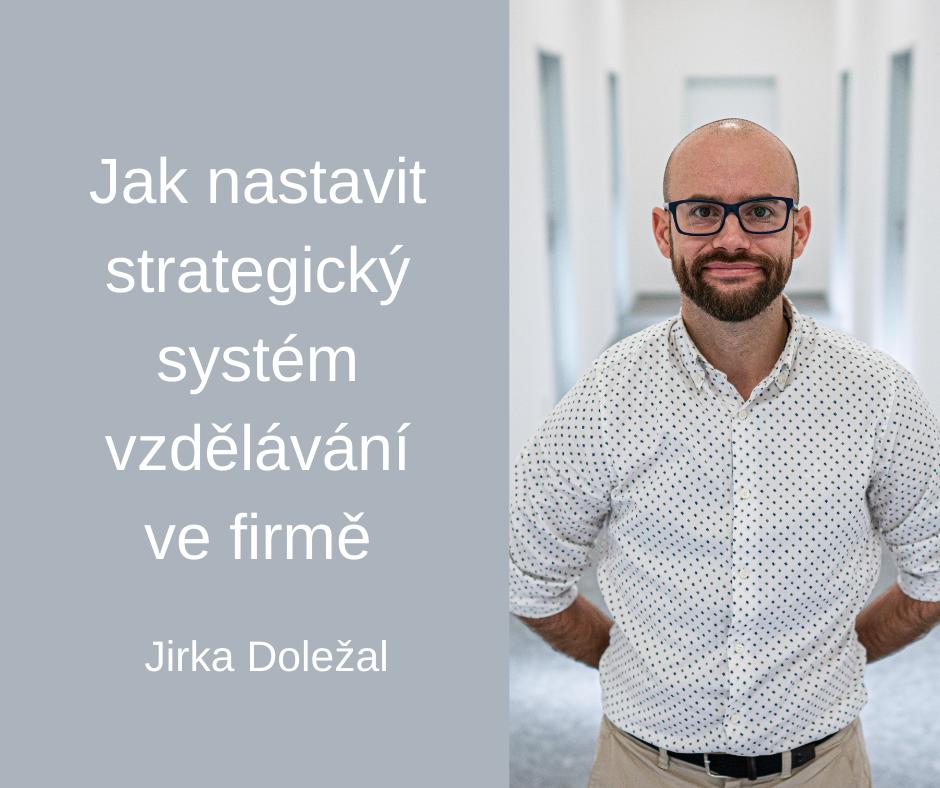 Jirka Doležal FCB Stategický rozvoj B2B prodej